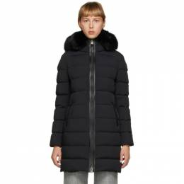 Mackage Black Down Calla Coat Calla-BX