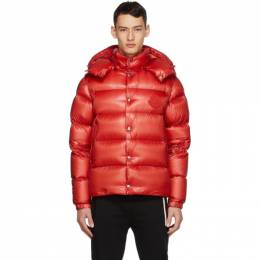 Moncler Red Down Tarnos Jacket F20911A51R00539WF