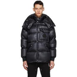 Moncler Black Down Tarnos Jacket 1B58300539WF