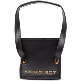 Y / Project Black Mini Accordion Bag WBAG1MINI-S19