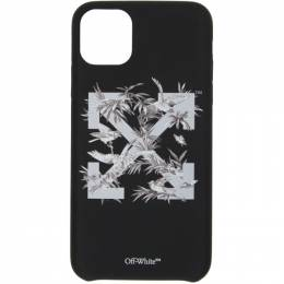 Off-White Black Birds iPhone 11 Pro Max Case OWPA013F20PLA0011009
