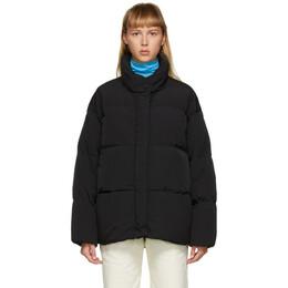 Ienki Ienki Black Down Cloud Jacket