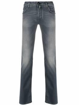 Jacob Cohen джинсы с эффектом потертости J622COMF01578W2