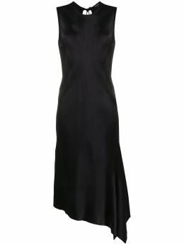 Ann Demeulemeester платье асимметричного кроя 20022204P134