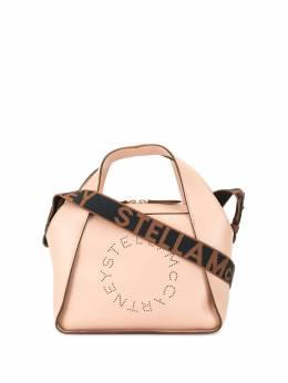 Stella McCartney маленькая сумка-тоут Stella Logo 700139W8542