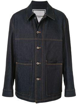 Wooyoungmi джинсовая куртка W203JP13NAVY