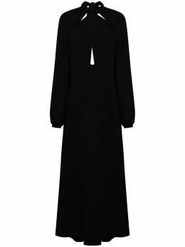 Silvia Tcherassi платье макси Maurine 7701227013165SILK