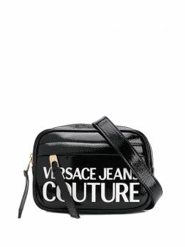 Versace Jeans Couture logo-embossed belt bag EE1VZABP2E71412