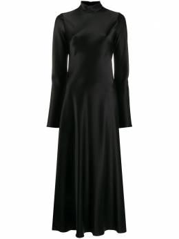 Nanushka атласное платье Ashlee NW20FWDR05399