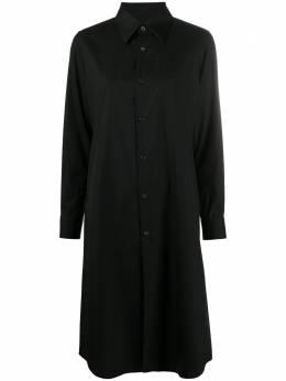 Comme Des Garcons платье-рубашка GFB013