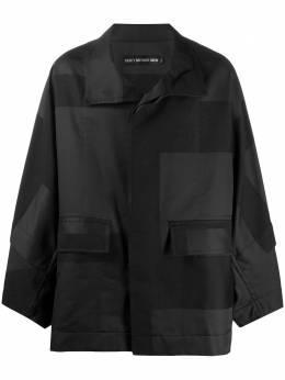 Issey Miyake Men куртка в клетку ME08FC11115
