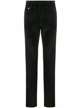 Paco Rabanne вельветовые брюки прямого кроя 20ACPA101C00369