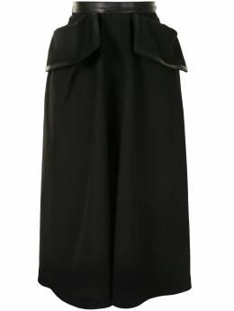 Loewe юбка с завышенной талией S359344XAN