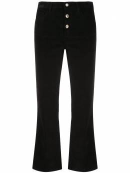 Liu Jo укороченные расклешенные брюки WF0312T4590