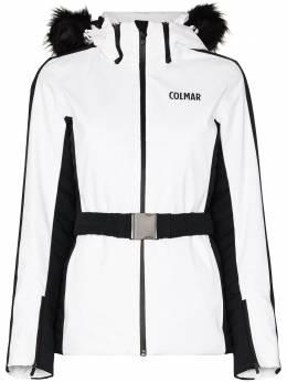 Colmar двухцветная куртка с капюшоном 2956E1VC