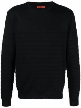 Barena long sleeve piped-trim jumper KNU29660381