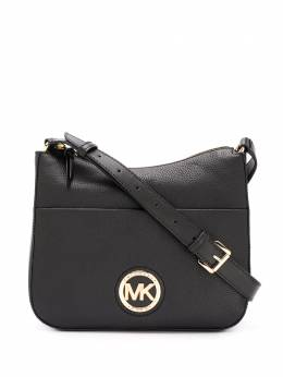 MICHAEL Michael Kors logo plaque leather shoulder bag 30T0G1MM7L