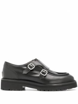 Doucal's front buckle loafers DD8429PHILUF007NN00