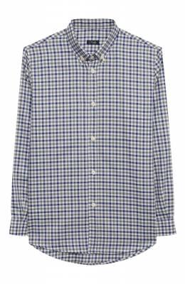 Хлопковая рубашка Il Gufo A20CL184C3120/2A-4A