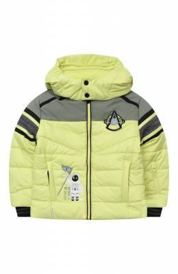 Куртка с капюшоном Poivre Blanc 279657