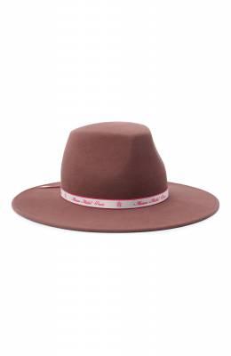 Фетровая шляпа Kyra Maison Michel 1142003001/KYRA