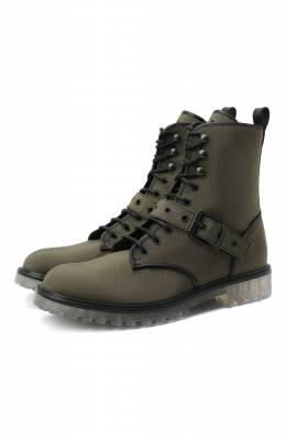 Текстильные ботинки Argo Giuseppe Zanotti Design IU00004/002