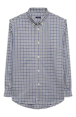 Хлопковая рубашка Il Gufo A20CL184C3120/10A-12A