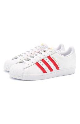 Кожаные кеды Superstar Adidas Originals S42992