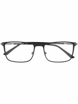 Calvin Klein очки в прямоугольной оправе с логотипом CK20304