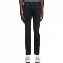 Frame Black LHomme Skinny Jeans LMHK795