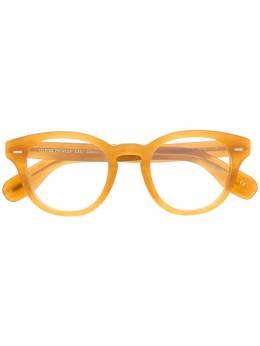 Oliver Peoples очки в круглой оправе OV5413U