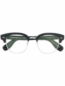 Oliver Peoples очки в круглой оправе OV5436