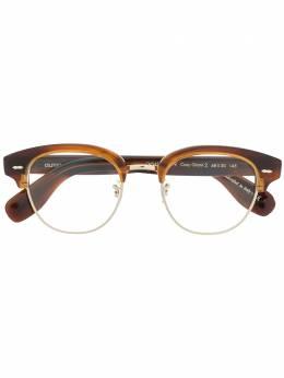 Oliver Peoples очки в оправе черепаховой расцветки OV5436