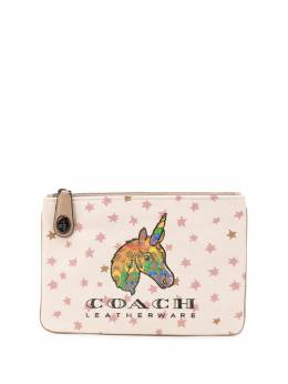 Coach клатч Turnlock Pouch 26 1368