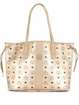 MCM двусторонняя сумка-шопер Liz MWPAAVI03