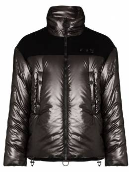 Off-White padded jacket OMED026F20FAB0016000