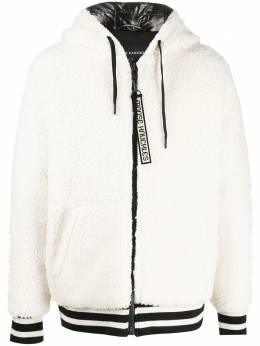 Moose Knuckles padded faux-shearling jacket M30MS602
