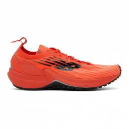 New Balance Red and Black FuelCell Speedrift Sneakers MSPDRRS