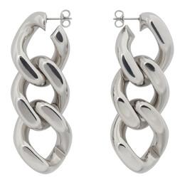 Simon Miller Silver Triple Echo Earrings S764-8007