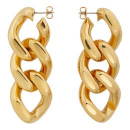 Simon Miller Gold Triple Echo Earrings S764-8007