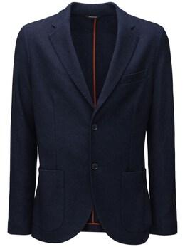 Куртка Из Кашемира И Шелка Loro Piana 72IM8B003-V0U2Nw2