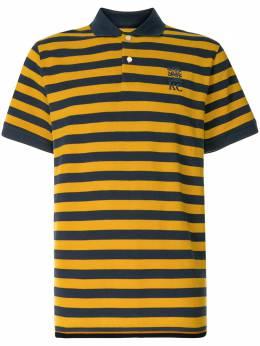 Kent & Curwen полосатая рубашка поло K37H9TM11057