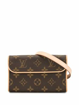 Louis Vuitton поясная сумка Pochette Florentine 2005-го года M51855