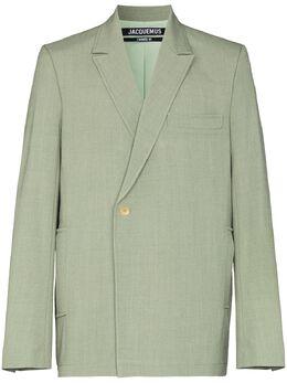 Jacquemus La Veste Moulin blazer 206JA01206121540