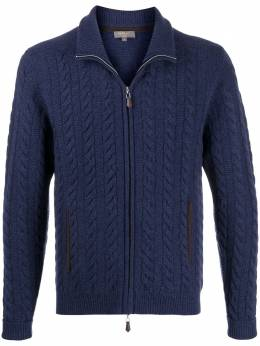 N.peal cable-knit cardigan NPG000223