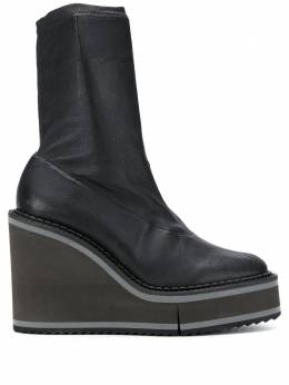 Clergerie wedge heel boots BLISS4