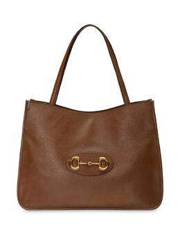 Gucci сумка-тоут 1955 Horsebit 6236941U10G