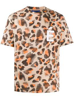 Etudes футболка Wonder с нашивкой E17B41817