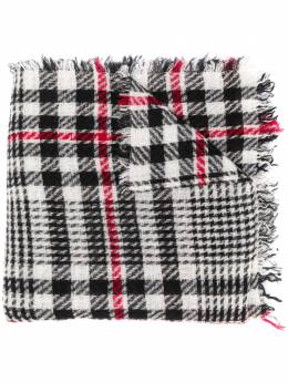Faliero Sarti bold checked scarf I210321MARK