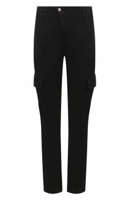Хлопковые брюки-карго Andrea Ya'aqov 21MDEN06